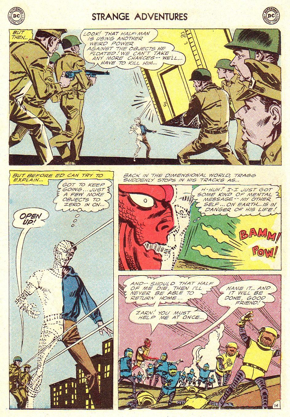 Strange Adventures (1950) issue 181 - Page 19