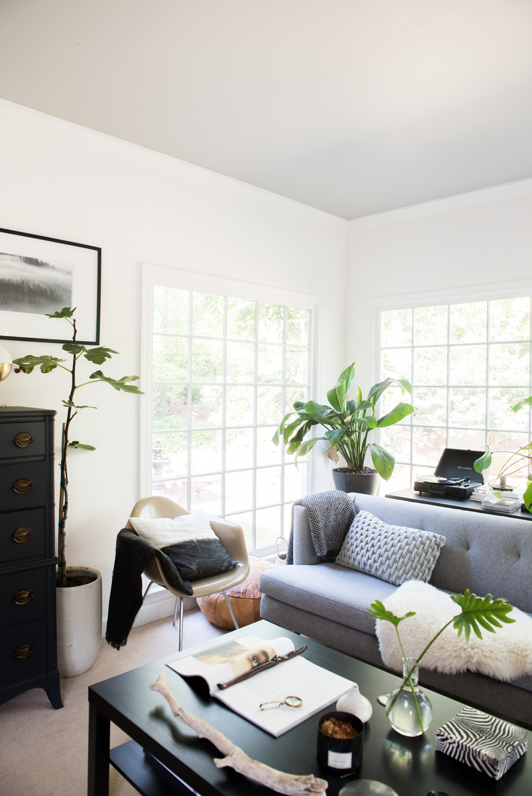 American Home Makeover an american home gets a scandinavian makeover   my