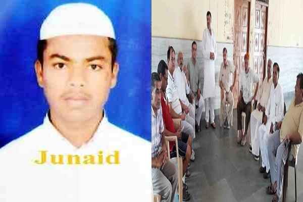 brahman-mahasabha-ballabgarh-demand-to-free-accused-junaid