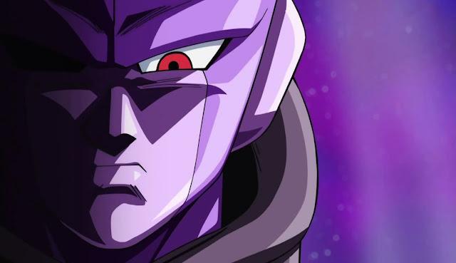 Hit é um dos personagens que apareceram na saga Dragon Ball Super.