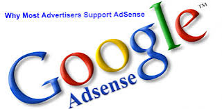 Why Most Advertisers Support AdSense