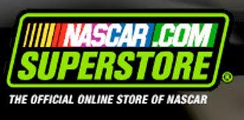 Nascar online store logo