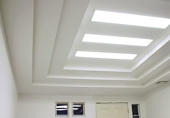 Cara Membuat Plafon Rumah Minimalis Drop Ceiling Latest Gypsum Models 2014