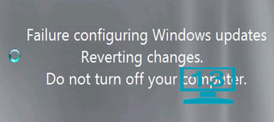 cara mengatasi failure configuring windows update - ilmukomputer13