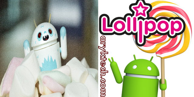 12 Reasons you should Choose Android 6.0, Marshmallow over Lollipop