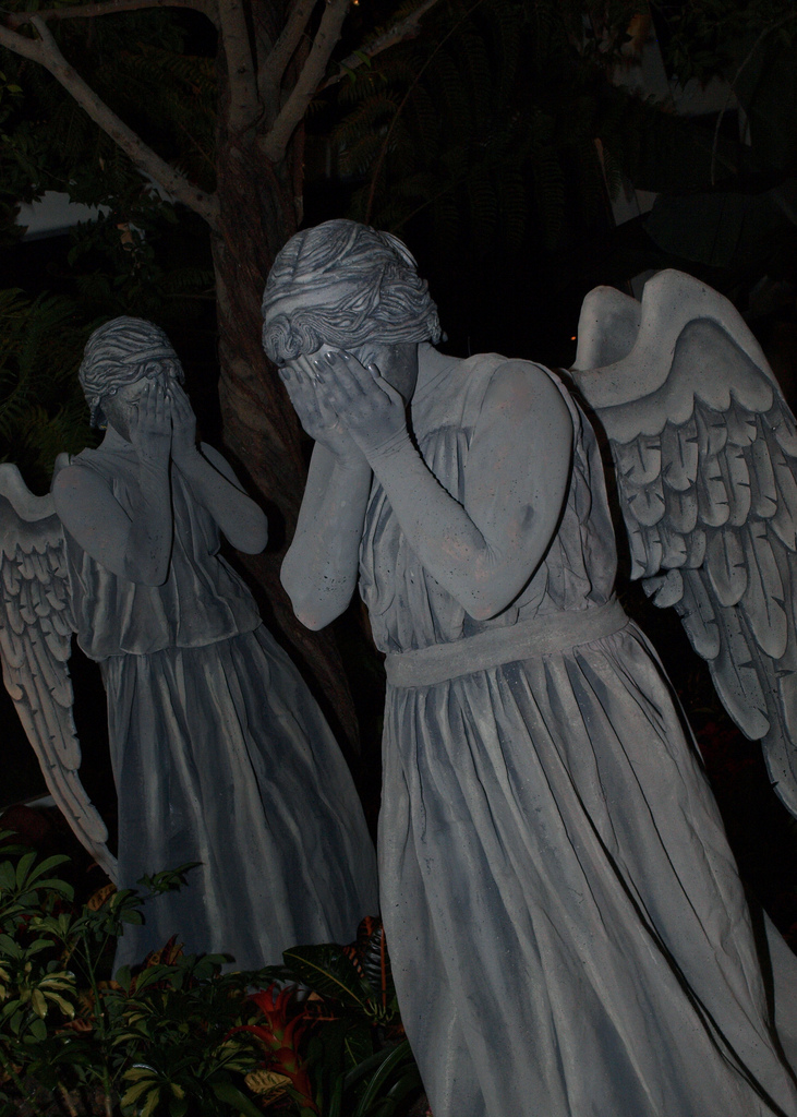 Ktar Who Weeping Angel Cosplay