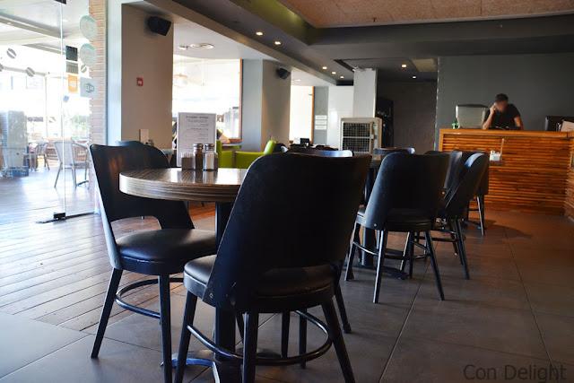 בית קפה נטו מבפנים inside cafe neto