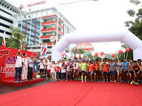 2.500 Peserta Ramaikan LOOP Fun Run Di Semarang