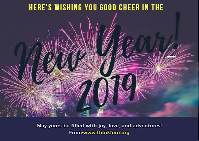 नया साल प्रेरक उद्धरण   New Year 2019 Motivational Quotes in Hindi