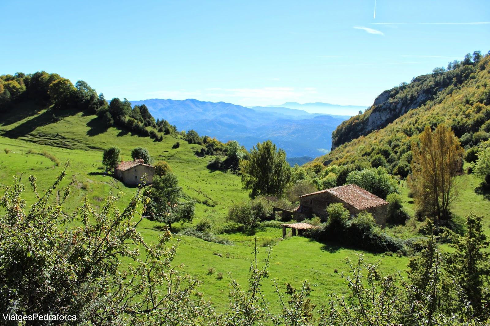 Sant Julia de Saltor Bruguera Vall de Ribes Ripolles