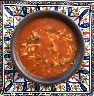 harira soep marokko