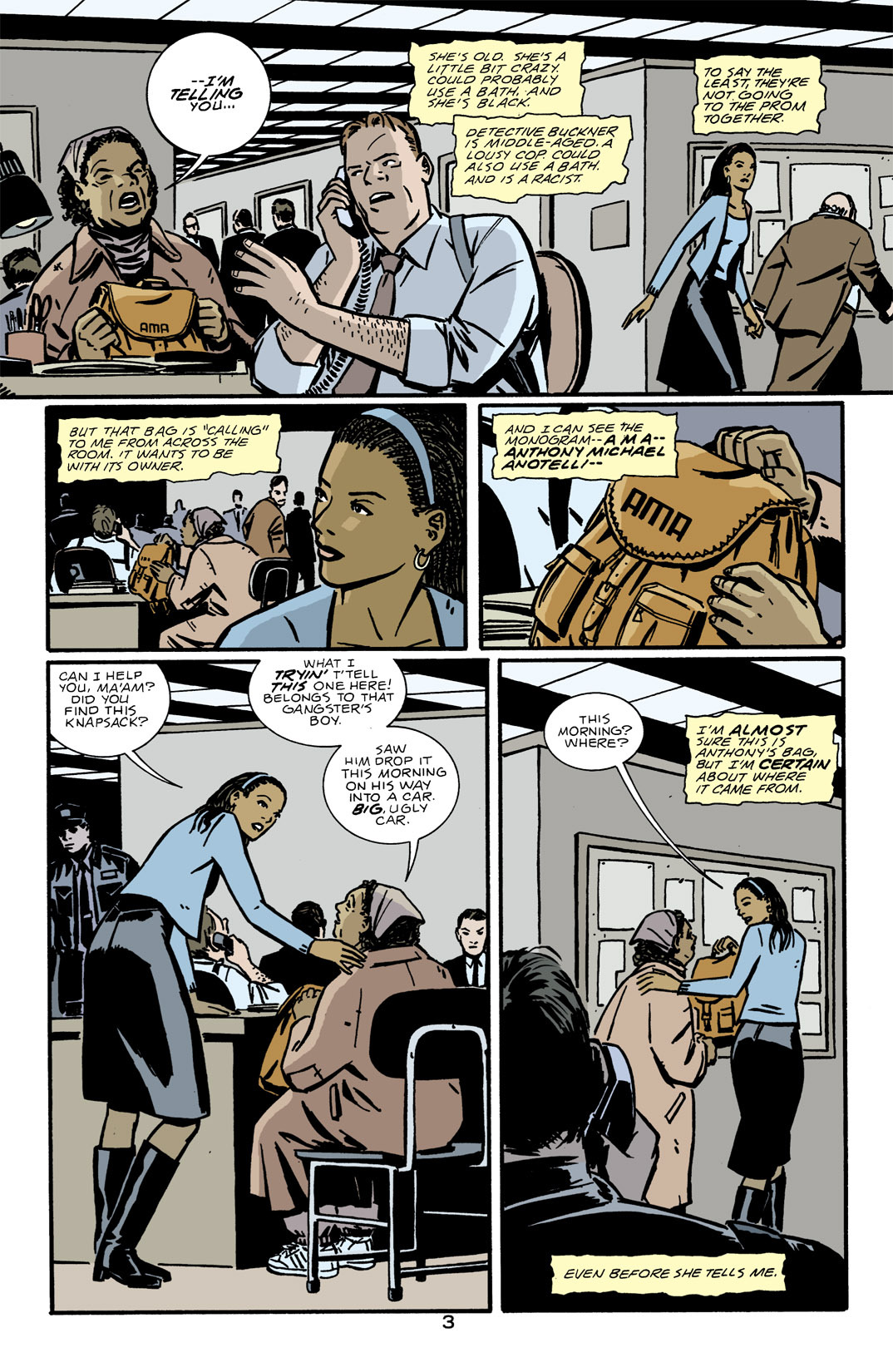Detective Comics (1937) 767 Page 24