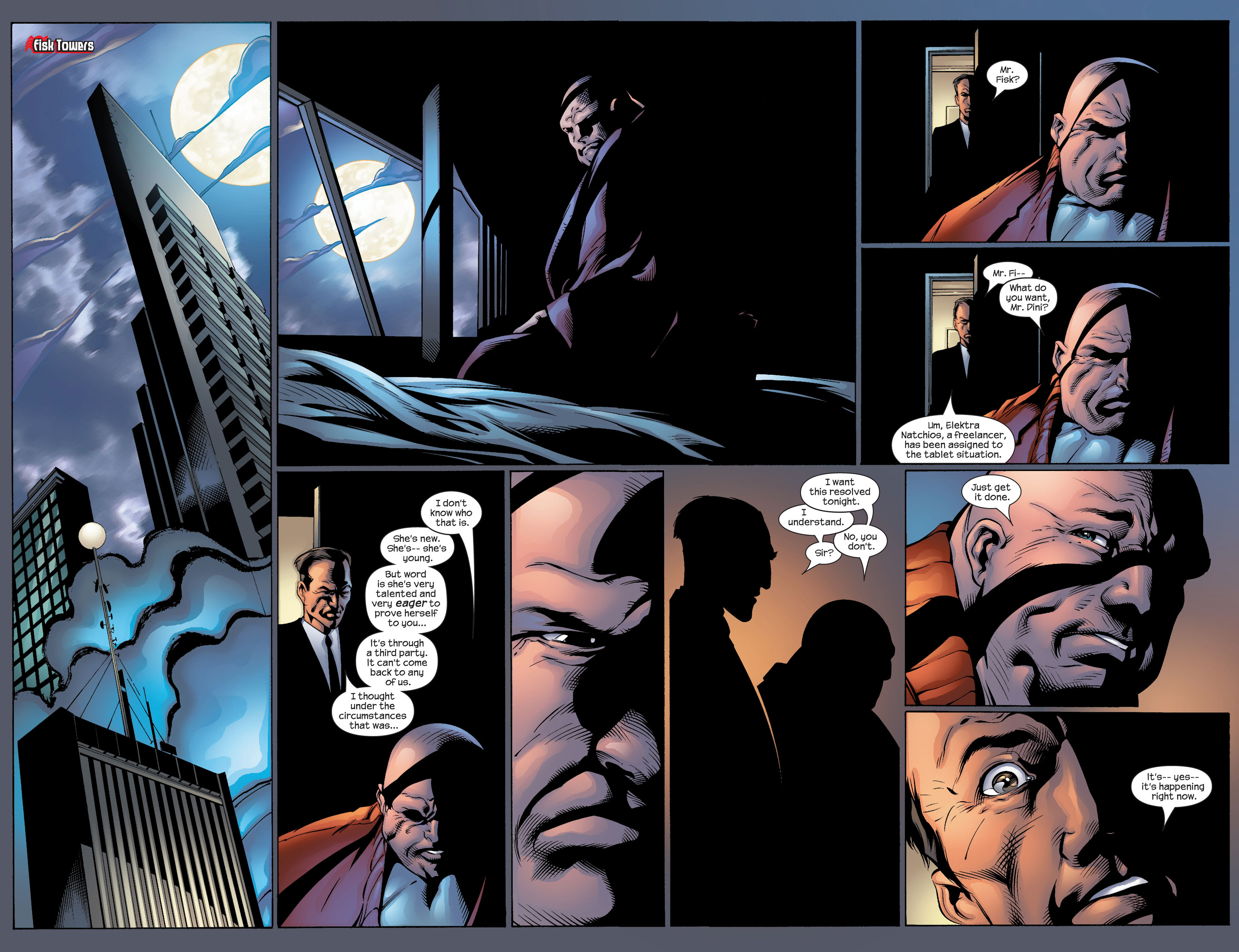 Read online Ultimate Spider-Man (2000) comic -  Issue #52 - 3