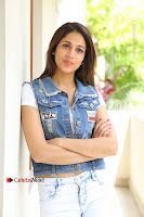 Telugu Actress Lavanya Tripathi Latest Pos in Denim Jeans and Jacket  0081.JPG