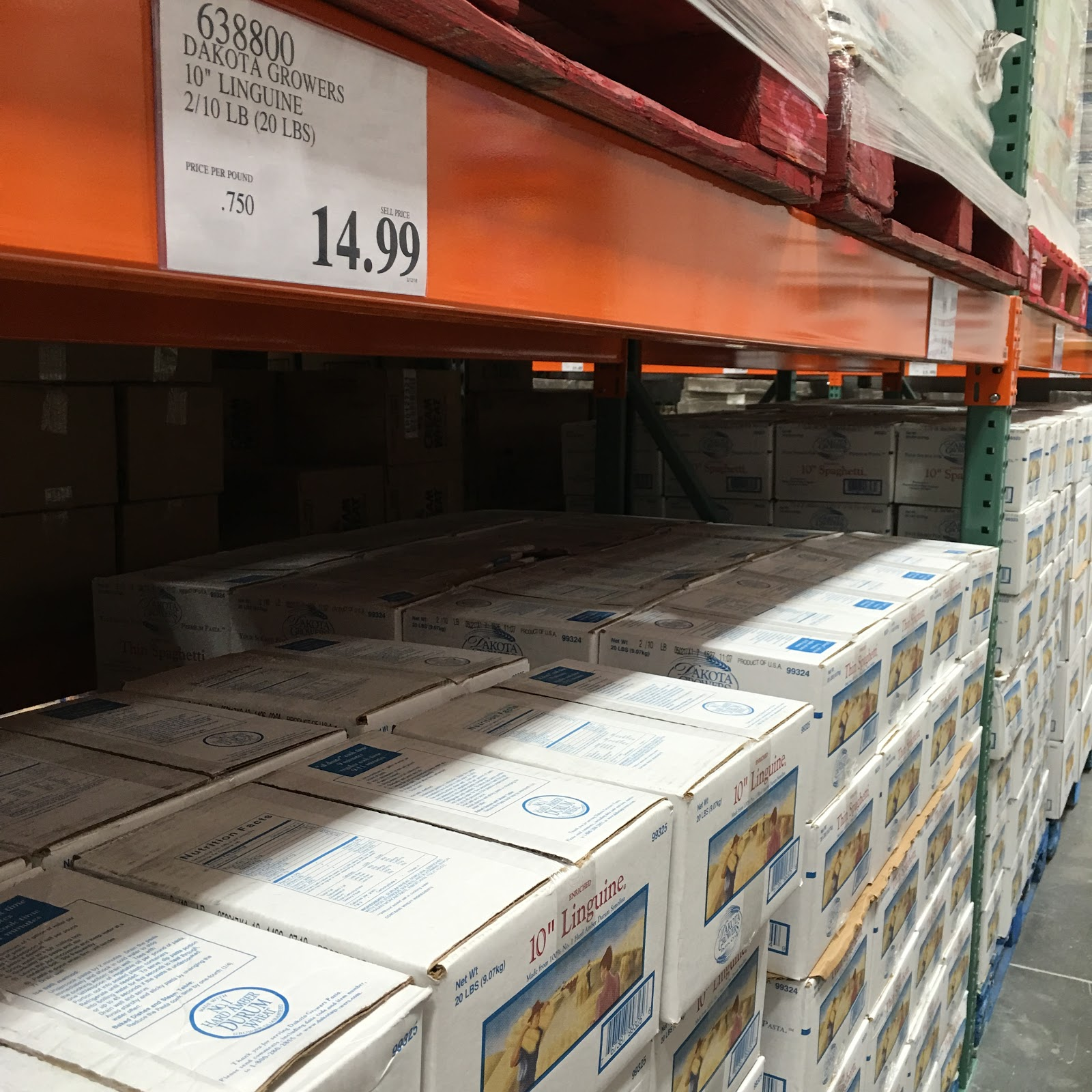 do you really know what you re eating size matters at costco below are typical of the sizes available at costco whole s business center in hackensack the warehouse offers discounts on pallet size purchases