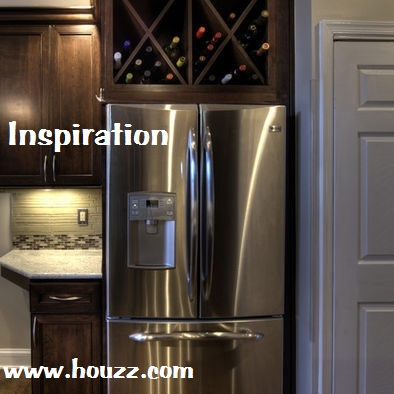 Handy Husband Crafty Wife Convert Your Refrigerator Cabinet To A