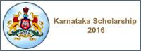 Karnataka Scholarship
