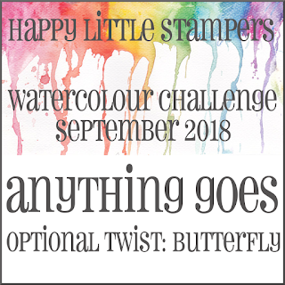 HLS September Watercolour Challenge