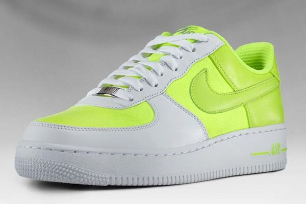 Nike Air Force 1 iD Tennis Ball Options