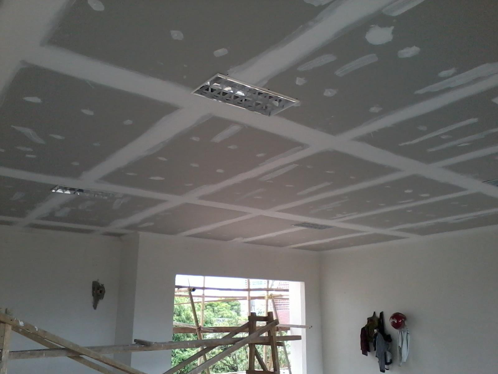 Arsitek Menulis Cara Mudah Menghitung Tinggi Ideal Plafon Rumah