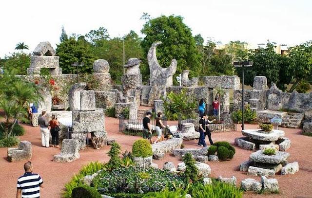 Coral Castle Museum Miami