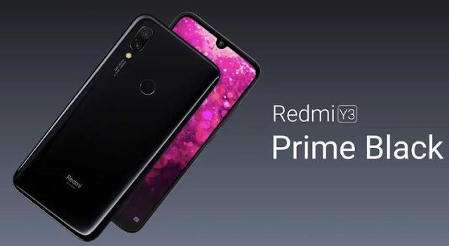 Xiaomi Redmi Y3 Si Jago Selfie Full Spesifikasi
