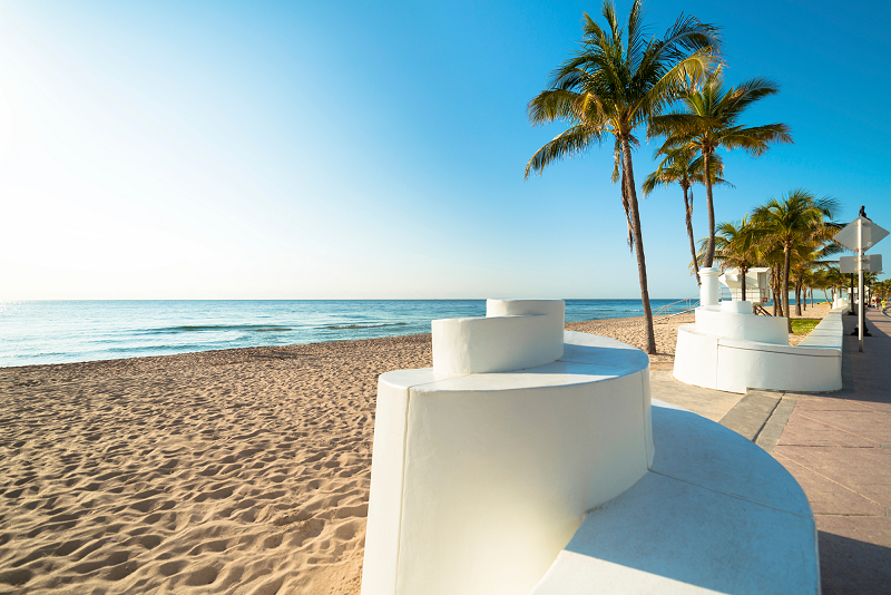 Praias em Fort Lauderdale