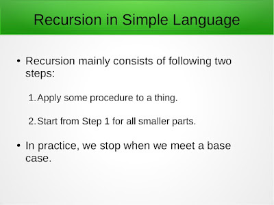 How to reverse a list in Java using recursion