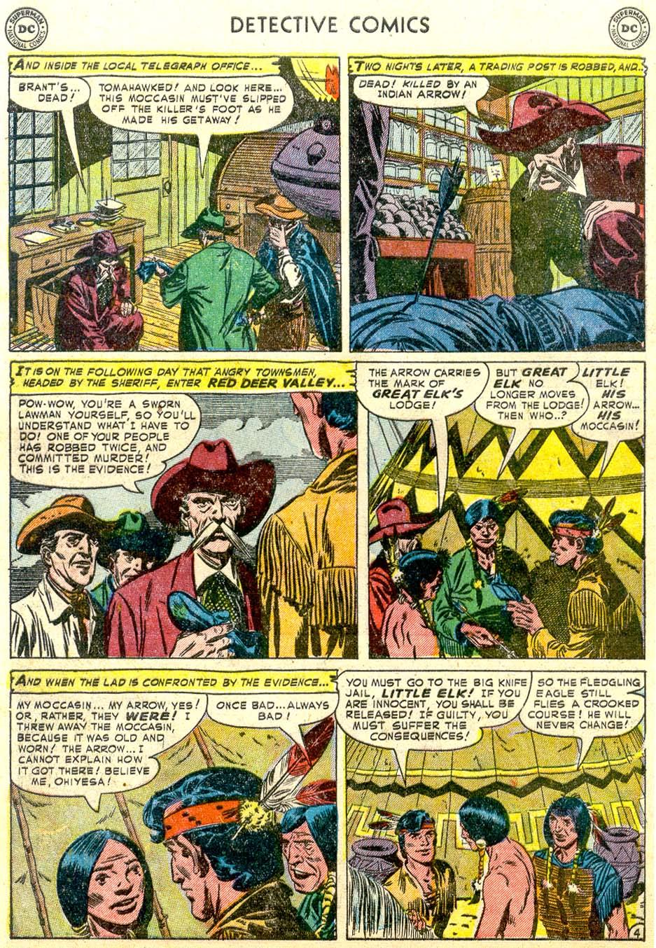Read online Detective Comics (1937) comic -  Issue #179 - 36