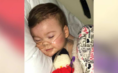 VIDEO: Alfie Evans' father: 'Look at this smile! We're asking to go home.'