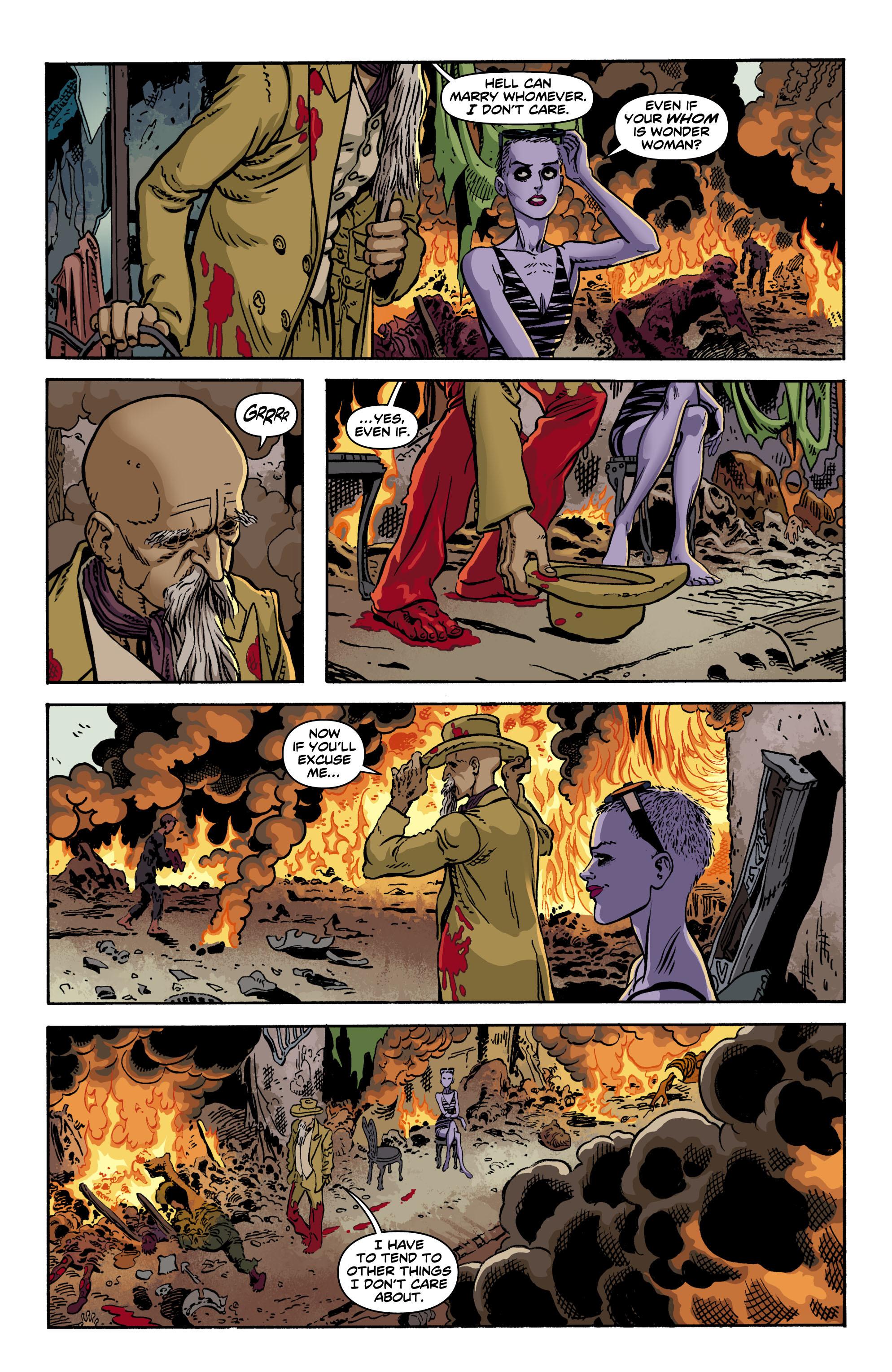 Read online Wonder Woman (2011) comic -  Issue #9 - 4