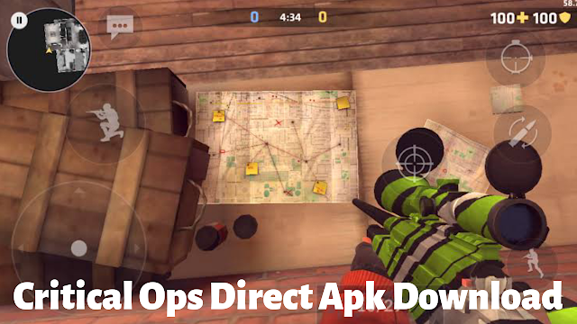 Critical Ops APK Latest Version Download