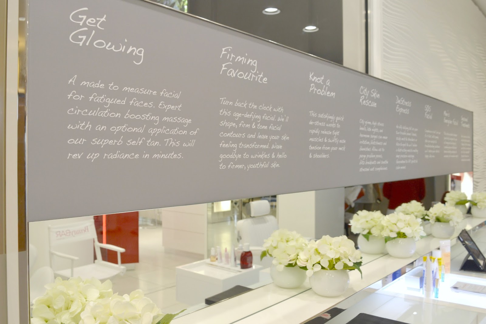 BeautyBAR by Clarins - Fast and Affordable Facials in Fenwick Newcastle