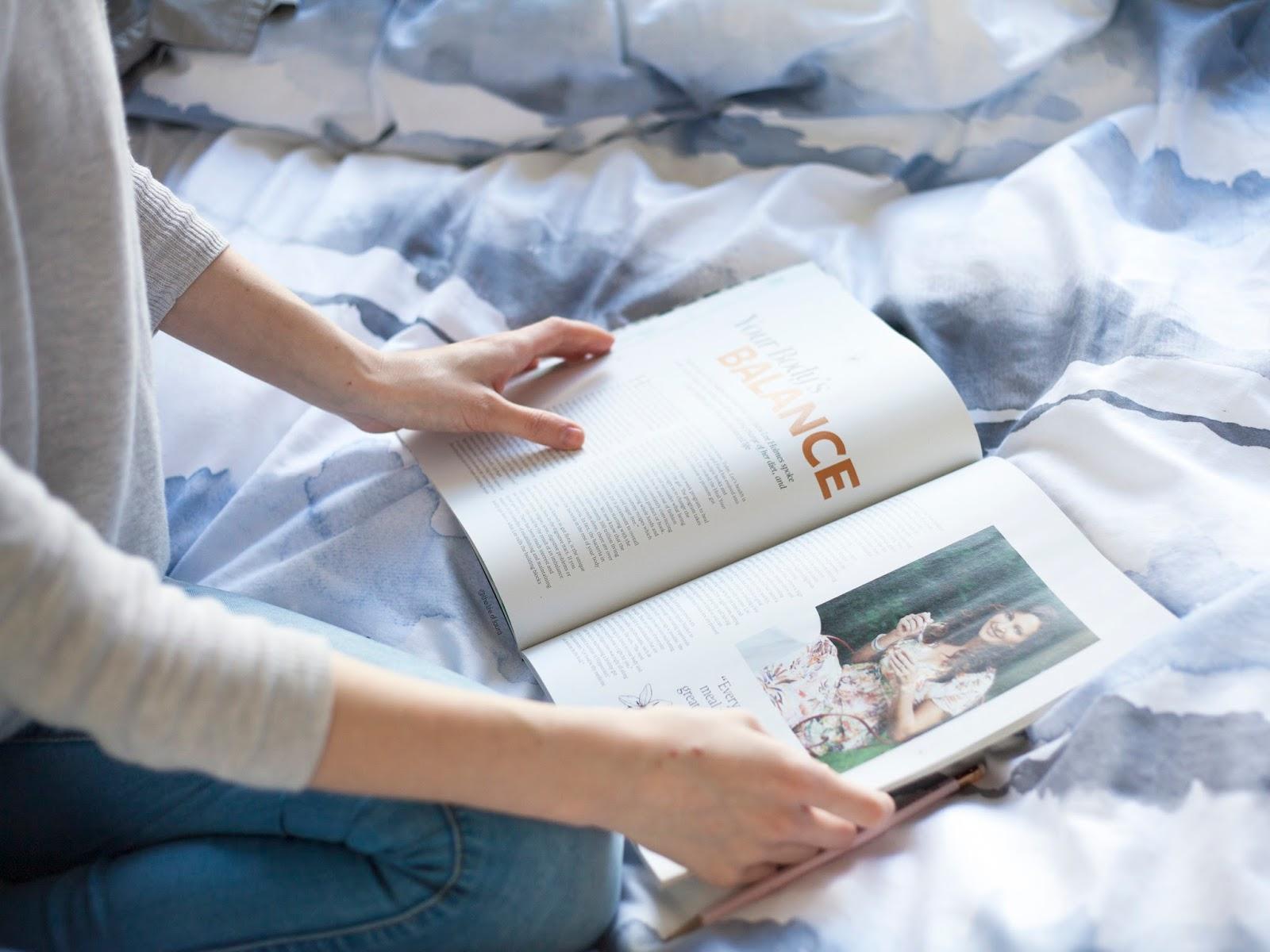 September Favourite Audrey Daybook