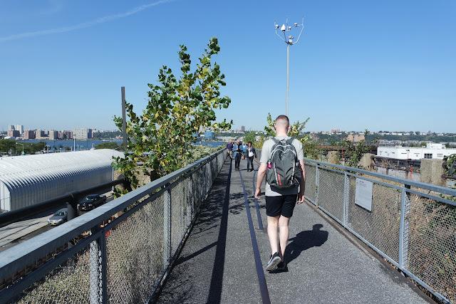 New York High Line Travel Blog