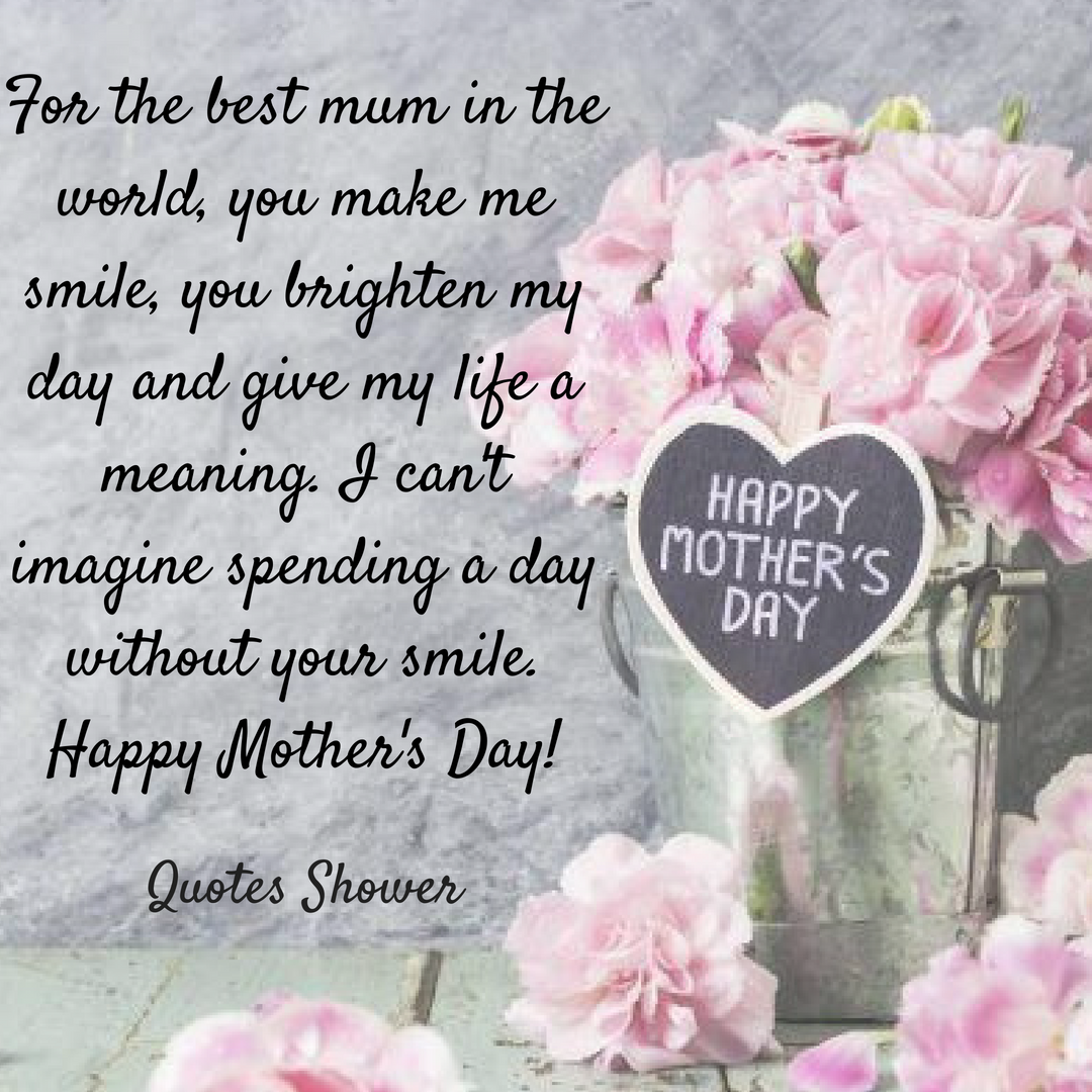 Mothers Day Wishes From Quotes Shower Quotes Shower