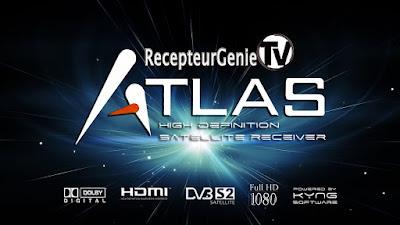 Atlas HD-200 Softwarev تحديث اطلس 200 اشدي 15-05-2017
