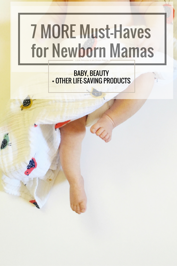 7 Must Have Kitchen Tools Every Home Needs: 7 More Must-Haves For Newborn Mamas