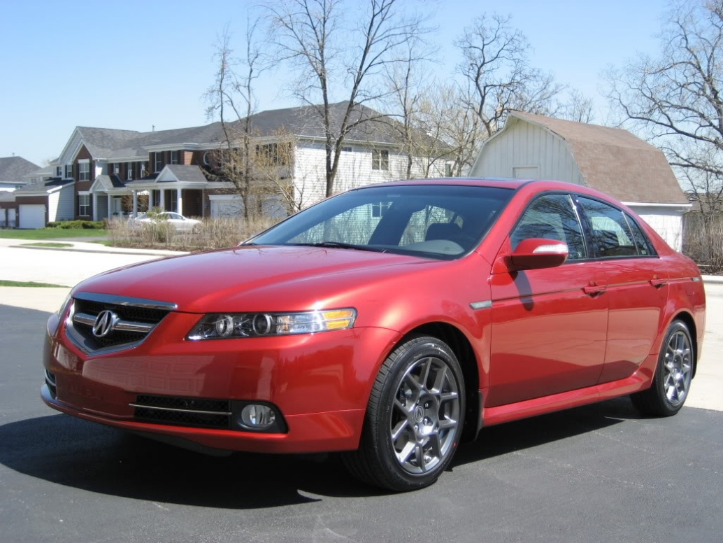 2007 acura tl type s 6 spd mt car models. Black Bedroom Furniture Sets. Home Design Ideas