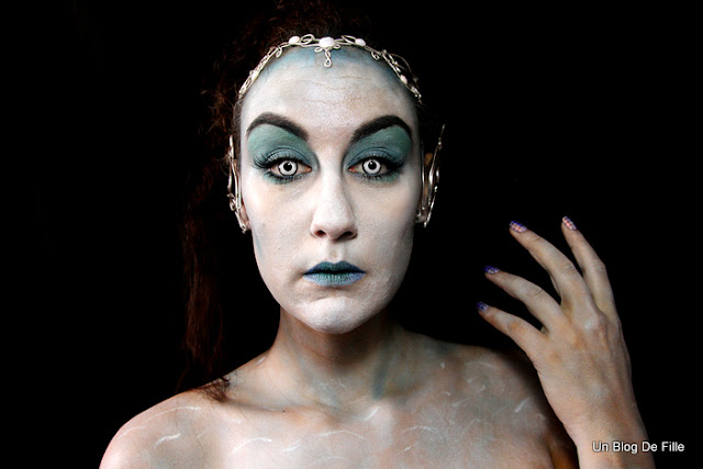 http://www.unblogdefille.fr/2018/10/maquillage-halloween-fee-aquatique.html