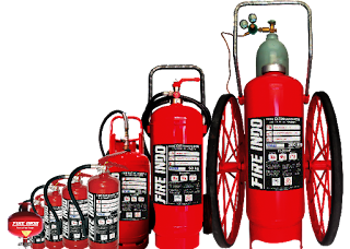 Pengertian dan Jenis – Jenis Alat Pemadam Kebakaran