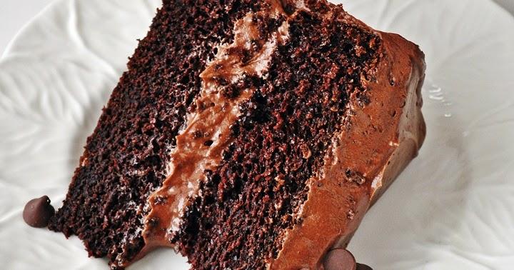 Ina Garten Decadent Chocolate Cake Recipe