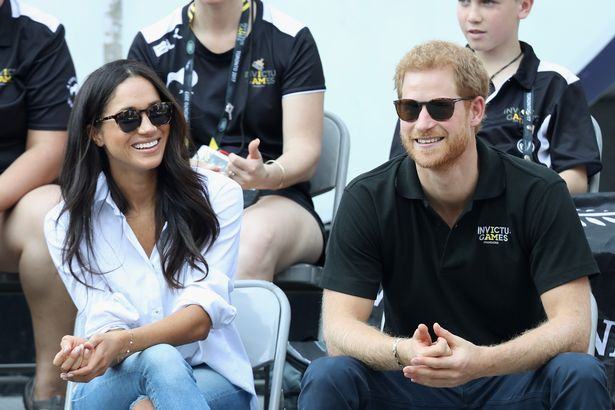 Prince Harry had 'two year crush' on Meghan Markle before they met