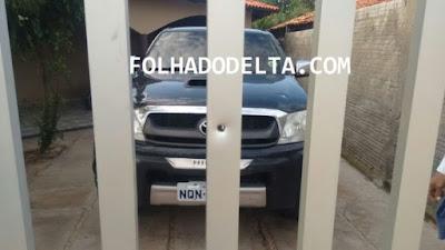 Casa da prefeita Thalita Dias é alvo de tiros em Água Doce