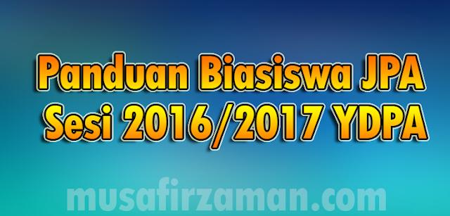 Panduan-Biasiswa-JPA-Sesi 2016-2017-YDPA