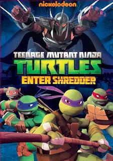DVD Review - Teenage Mutant Ninja Turtles: Enter Shredder