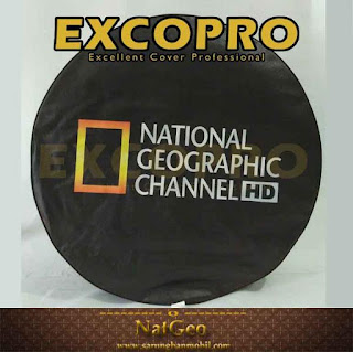 Cover Ban Mobil NEW National Geographic Design
