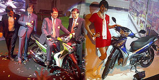 Launching Honda Supra X 125 Helm in 2011