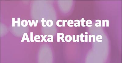 Como Criar rotinas no Amazon Echo Dot Alexa