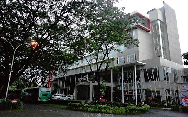 Bangunan Hotel Horison Ultima Malang